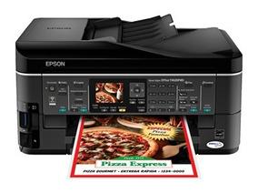 Epson Stylus Office Tx620fwd Com Erro De Impressão