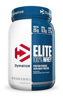 Elite Whey Protein Dymatize 2lb
