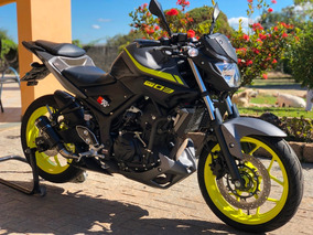 Yamaha Mt03 Abs 320 2019 - Vários Acessórios Novos