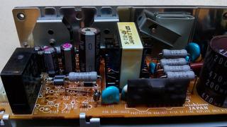 Fonte Original Do Fax Toshiba 5400,completa E Funcionando