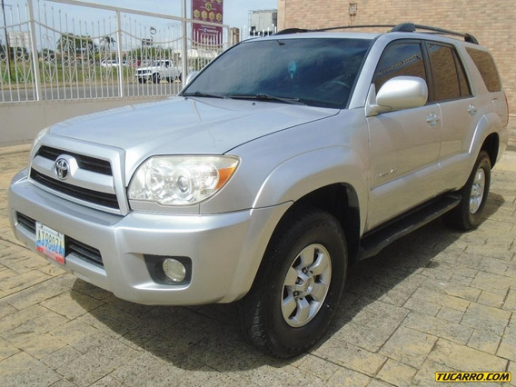 Toyota 4runner Limited - Automatica