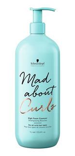 Shampoo Sin Sulfatos Para Cabello Rizado X1000ml Schwarzkopf