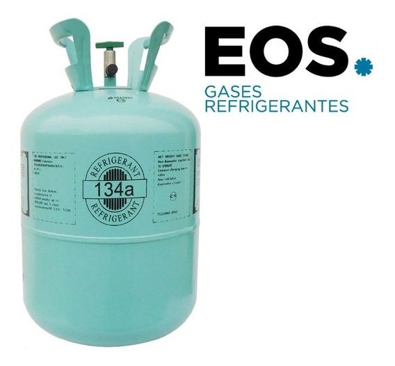 Gas R134 Botija 13,600 Kg Eos Ar Condicionado Automotivo Com