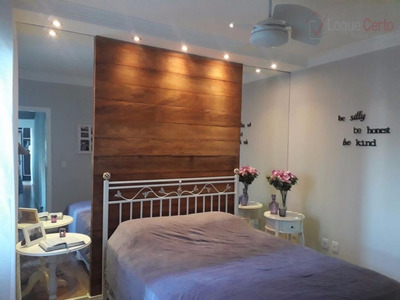 Apartamento Com 2 Dormitórios - Duetto Dimariah - Indaiatuba/sp - Ap0162