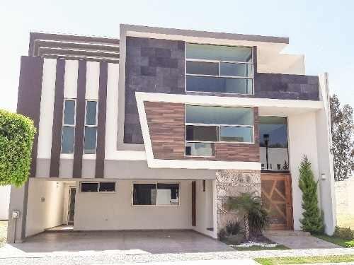 Venta De Casa En Cluster 3 3 3 Lomas De Angelopolis!!! 5 Recamaras Y Roof Garden!!! Acabados Premium