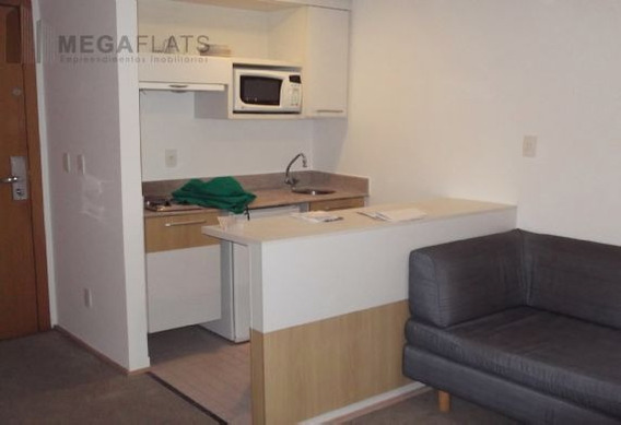 03459 - Flat 1 Dorm, Alphaville Industrial - Barueri/sp - 3459