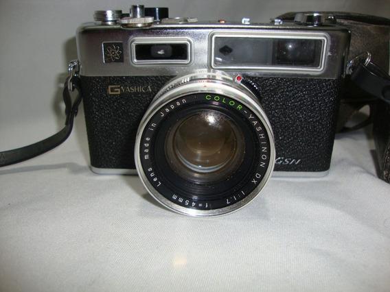 Antiga Camera Yashica Electro 35 Gsn Cam.03
