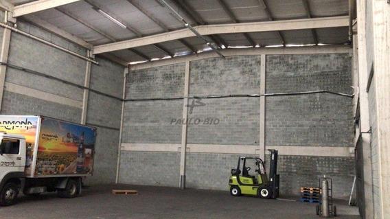Galpao Industrial - Utinga - Ref: 6788 - L-6788