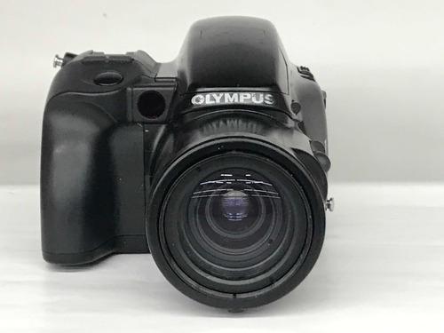 Câmera Olympus Iz-1 (analógica P/ Coleção).