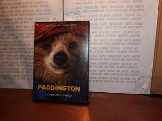 Dvd Película Paddington La Aventura Comienza Infantil