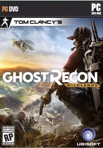 Tom Clancys Ghost Recon Wildlands Pc - Dvd (míd Física)