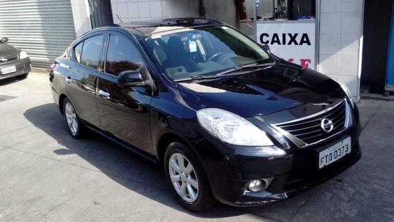 Nissan Versa 1.6 16v S Flex 4p 2013