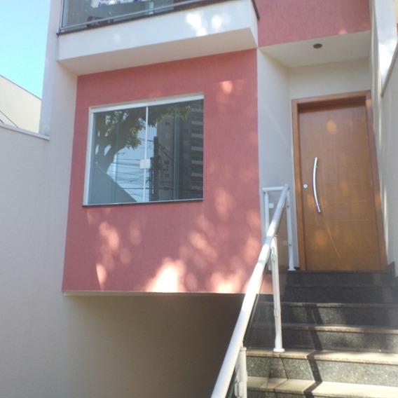 Sobrado Tríplex Com 4 Quartos À Venda Na Vila Formosa. - 712