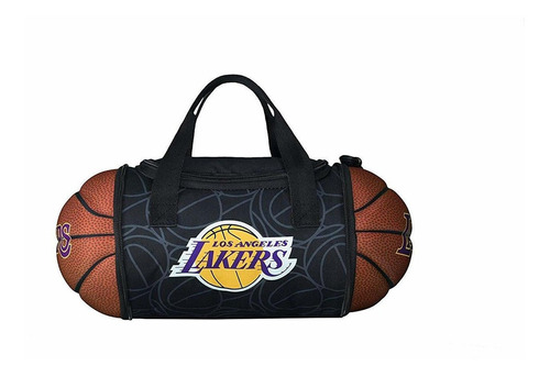 La Lakers Basketball A Comer Authentic