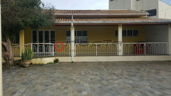 Casa Comercial Para Locação, Jardim Bela Vista, Campinas. - Ca0239