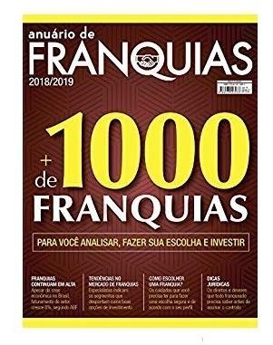 Anuário De Franquias 2018/2019