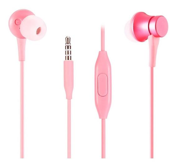 Fone Xiaomi Piston In Ear Earphones Original - Promoção