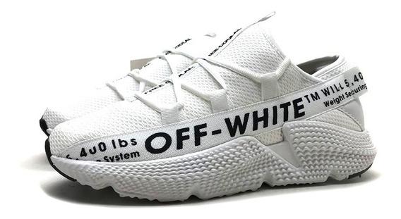 Tênis Masculino Off White Promoção 40%