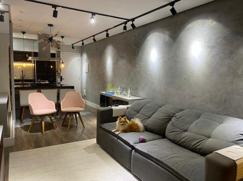 Imagem 1 de 15 de Apartamento - Vila Mariana - Ref: 11636 - V-869633