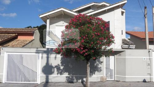 Casa A Venda No Bairro Giardino D' Italia Em Itatiba - Sp.  - Ca2442-1