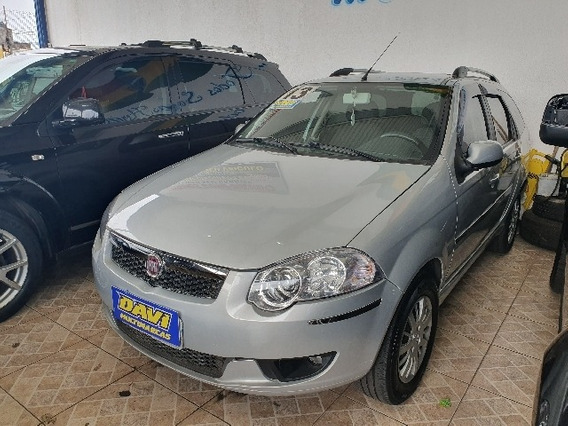 Fiat Palio Weekend Attractive 1.4 8v (flex) Flex Manual