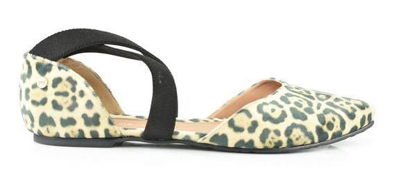 Flat De Mujer Lob Footwear 455-9666 Nuevo Oi19