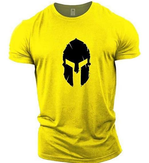 Playera Camiseta Pesas Gym Fisicoculturista Gimnasio