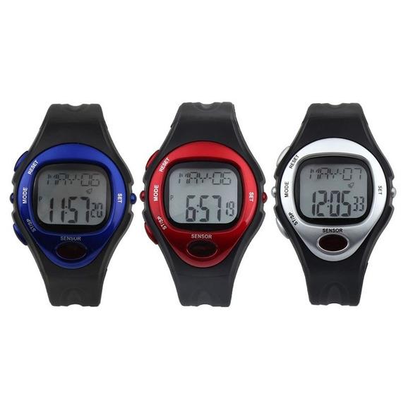 Relógio De Pulso Esportivo Digital Para Atividade Física