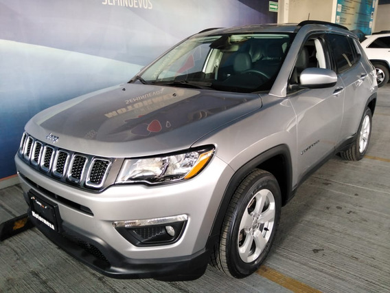 Jeep Compass Latitude 4x2 2019