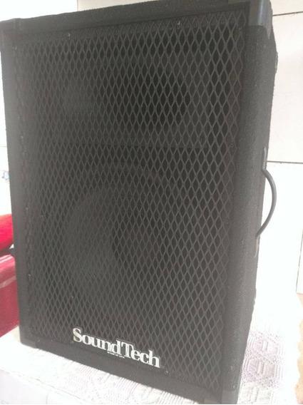 Caixas Acústicas Soundtech, Falante De 15 (somente Venda)