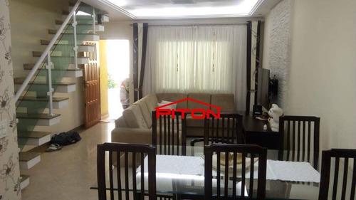 Imagem 1 de 20 de Sobrado À Venda, 112 M² Por R$ 490.000,00 - Vila Marieta - São Paulo/sp - So2474