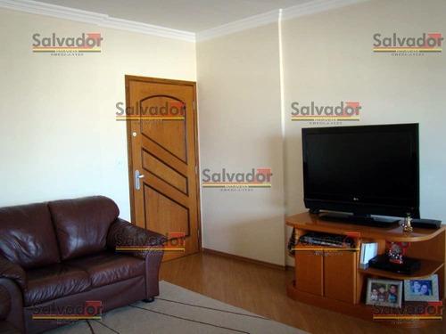 Apartamento Em Vila Moinho Velho  -  São Paulo - 2500