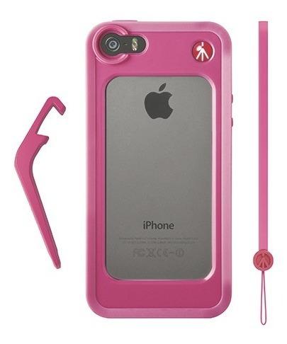 Manfrotto Mcklyp5s-p Protector Rosa iPhone 5/5s Klyp Bumper