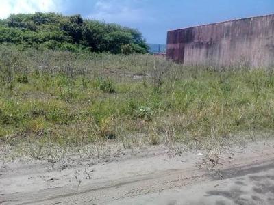 Terreno Em Itanhaém Medindo 1000 M² - 4992/p