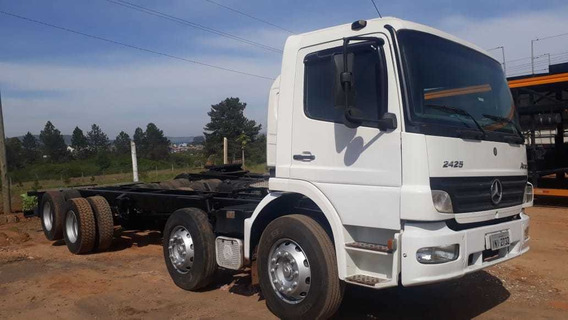 Bitruck Mercedez Benz Atego 2425 Ano 2006 No Chassis