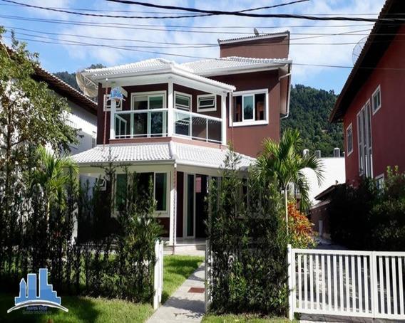 Magnífica Casa No Condomínio Sítio Bom, Com Vaga De Barco E Título Do Club. - 287 - 34209978