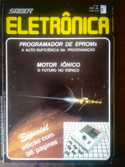 Revista Saber Eletrônica No. 166