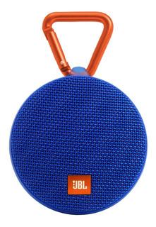 Parlante JBL Clip 2 portátil inalámbrico Blue