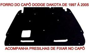 Forro Do Capo Dakota 97 Á 05 Primeira Linha + Presilhas