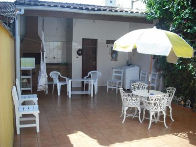 Casa Praia Grande(vlmirim)churrasqueira, 5 Cômodos, 2quarts