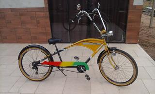 Bicicleta Chopper, Bicicleta Harley