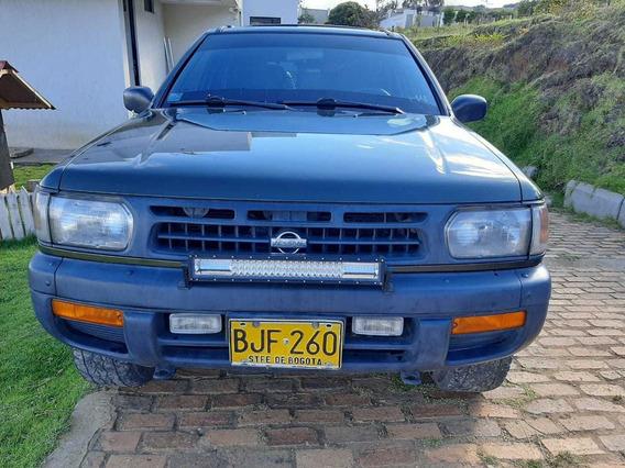 Nissan Pathfinder Se Aut. Importada 3.5 1997 Verde 5 Puertas