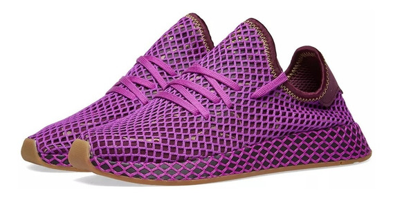 adidas Dragon Ball Z Edicion Deerupt Gohan Morado Purple