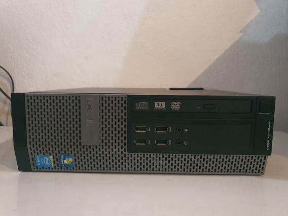Cpu Dell Optiplex 9020 I5 Quarta Geração 3.3ghz 4gb Hd 500
