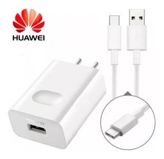 Cargador Huawei Tipo C Para P20 P30 Mate 20 Y Demas Huawei