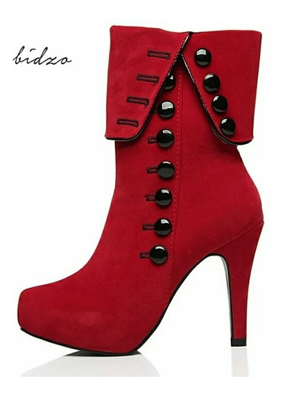 Sapatos Femininos Botas De Neve De Pelúcia