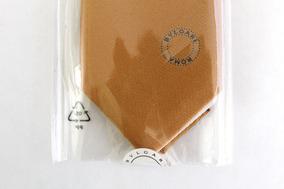 Corbata Bulgari Original Roma C/certificado Regalo Papá