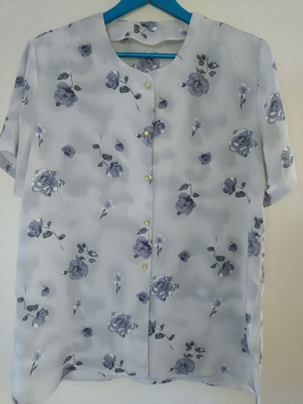 Camisa Mujer Talle Especial 50