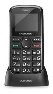 Celular Vita Dual Chip + Base Carregadora P9089 Multilaser