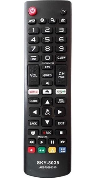 Controle LG Smart Netflix / Amazon Cod: 8035-7045